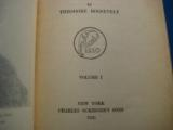 African Game Trails Volume 1 & 2 by Theodore Roosevelt Deluxe Edition circa 1920 - 6 of 9