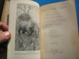 African Game Trails Volume 1 & 2 by Theodore Roosevelt Deluxe Edition circa 1920 - 8 of 9