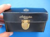 Abu Ambassadeur 5000C Reel w/Original leather Case and accessories
