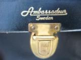 Abu Ambassadeur 5000C Reel w/Original leather Case and accessories - 2 of 9