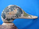 Hays Factory Premier Mallard Drake Decoy 1920's Rare - 7 of 14