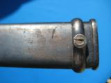 Japanese WW2 Type 99 Tokyo Arsenal Bayonet w/Scabbard - 14 of 16