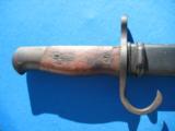 Japanese WW2 Type 99 Tokyo Arsenal Bayonet w/Scabbard - 2 of 16
