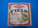 Western Field 20 Gauge 2 Piece Cartridge Box Quail Full & Sealed