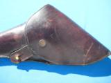 Colt 1860 Army Flap Holster Civilian Rare in Excellent Condition - 2 of 9