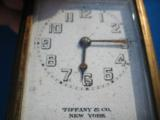 Tiffany & Co. Carriage Clock made by Chelsea Clock Co. circa 1909 - 11 of 11