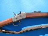 Remington Model 1871 Rolling Block Rifle Rare 45-70 Gov't.