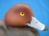 Herb Miller Decoys Redhead Drake & Hen Signed Circa 1990's - 9 of 10
