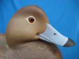 Herb Miller Decoys Redhead Drake & Hen Signed Circa 1990's - 8 of 10