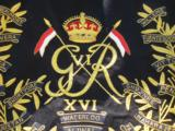 British 16th Lancers Campaign Banner Circa 1936 RARE - 3 of 12