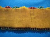 Northern Plains Sioux Beaded Choker Circa 1890's - 9 of 10