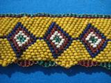Northern Plains Sioux Beaded Choker Circa 1890's - 6 of 10