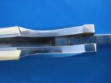 Custom Folder by John Hoskins Cheney, Wa.Walrus Ivory Scimshaw Scales Circa 1984 - 14 of 21