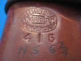H.H. Heiser Denver Colo. Holster High Standard 22 Auto - 4 of 5