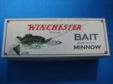 Winchester 5 Hook Minnow 2001 Licensed Reproduction NIB