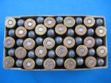 Winchester Smith & Wesson 44 Russian 2 Pc. Cartridge Box Full - 6 of 7
