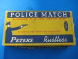 Peters 45 Auto Police Match 2 Boxes
