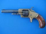 Whitneyville Armory Model 1 Revolver 7 Shot 22 Short Circa 1871-1879