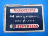 Winchester Staynless 44 S&W Special Cartridge Box - 4 of 9