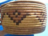 Papago Basket w/Lid Circa 1910 - 11 of 11