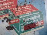 Remington Dealer Store Metal Sign Original Bob Kuhn Late 1940's RARE - 10 of 15