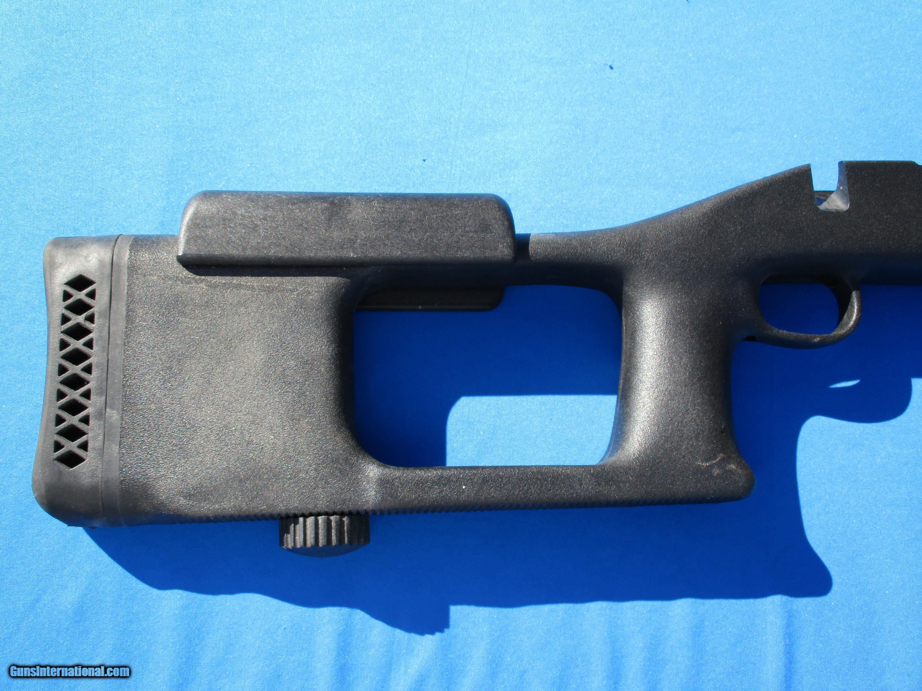 Choate Ultimate Varmint Remington Short Action Synthetic Stock