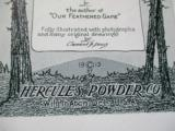 Game Farming for Profit and Pleasure by Hercules powder Co. circa 1915 - 5 of 13