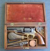 Cased 1849 colt
