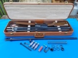 "Browning Belgium A5 Magnum 3 barrel set 32"" & 28"" with extra chokes Hartman Case"