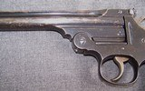 Smith & Wesson Third Model Single Shot Pistol**PRICE REDUCED**** - 5 of 19