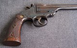 Smith & Wesson Third Model Single Shot Pistol**PRICE REDUCED**** - 3 of 19