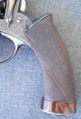 Cased Adams Patent European Percussion Revolver - 12 of 20