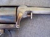 Cased Adams Patent European Percussion Revolver - 14 of 20