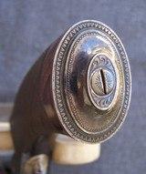 Cased Adams Patent European Percussion Revolver - 10 of 20