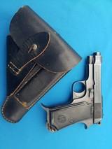 Beretta Model 1934 Italian Army RE Crown w/holster