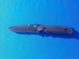 Benchmade #141 Nimravus Tactical Fighter Tanto w/scabbard New - 2 of 9