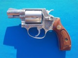 Smith & Wesson Model 60 No Dash Engraved by R. Alpen