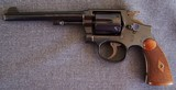 Smith & Wesson mod. 1905 4th change Target in 32/20