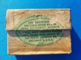 Peters Cartridge Co. 25-25-86 Cal. Empty 2 PC. box - 3 of 7