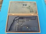 "Smith & Wesson Presentation Box Factory Mod. Pre 29, 27, 57 5 1/2"" bbl"