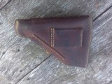 Mauser Model 1914 Pistol 7,65 mm w/2 mags, holster & manual - 11 of 14