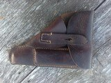 Mauser Model 1914 Pistol 7,65 mm w/2 mags, holster & manual - 10 of 14