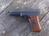 Mauser Model 1914 Pistol 7,65 mm w/2 mags, holster & manual - 3 of 14