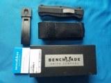 Benchmade Infidel OTF 3300BK NIB