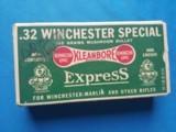 Remington UMC Express Locomotive Box 32 Win. SPL. Full