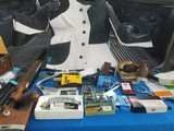 Anschutz 54 Match Rifle Unfired w/Super Kit, Sights, Jacket, +more - 14 of 22