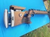 Anschutz 54 Match Rifle Unfired w/Super Kit, Sights, Jacket, +more - 11 of 22