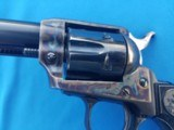 Colt Peacemaker Scout 22 LR Revolver w/22 Magnum Cyl. ca. 1973 - 8 of 9