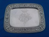 Bailey, Banks and Biddle Sterling Silver Tray 1880's