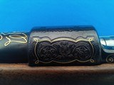 Ernest Dumoulin Mauser Rifle 30-06 Engraved w/Gold Inlays Ca. 1960 - 22 of 25